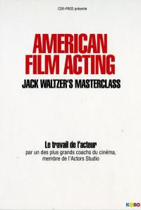American film acting - 2 dvd