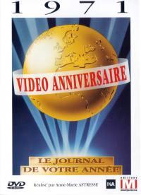 Video anniversaire 1971 - dvd