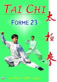 Tai chi 23 - dvd