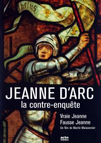 Jeanne d'arc, la contre...-dvd-...enquete