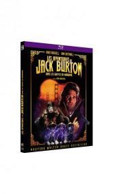 Jack burton - blu-ray