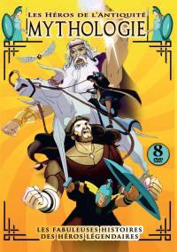 Mythologie integrale dessins animes - 8 dvd