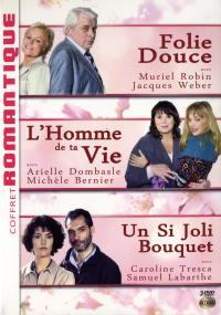 Comedie romantique - 3 dvd