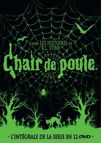 Chair de poule edition collector - 12 dvd