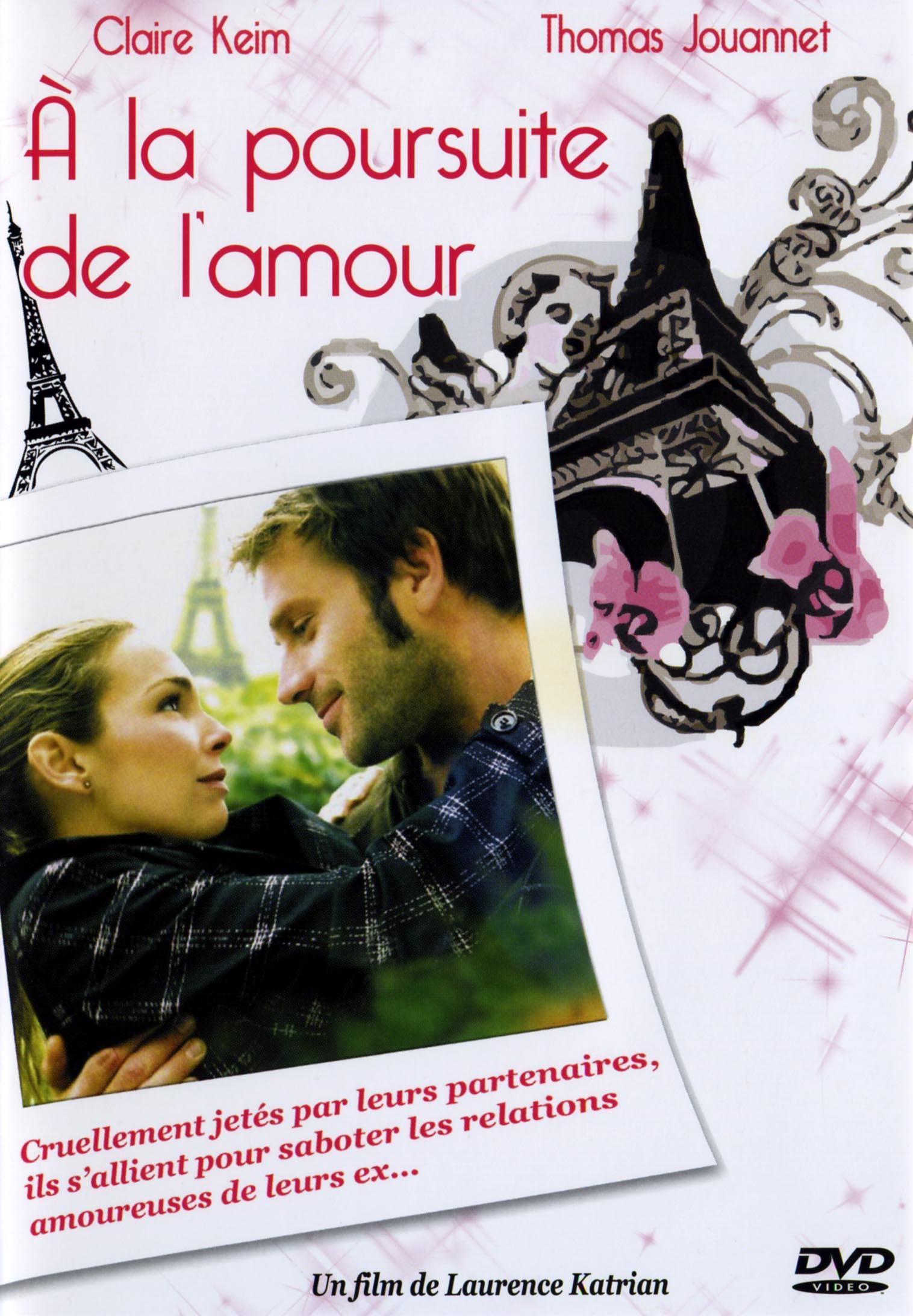 A la poursuite de l'amour-dvd