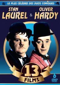 Laurel & hardy - 6 dvd