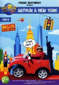 Arthur a new-york v3 - dvd