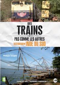 Destination inde du sud - des trains pas comme les autres - dvd