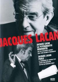 Jacques lacan,psy rÉinvent-dvdmonographie d'Écrivain