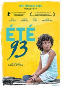 ÉtÉ 93 - dvd