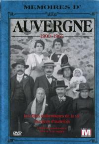 Memoires d'auvergne - dvd