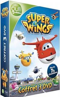 Super wings s1 - 3 dvd