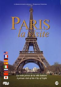 Paris, la visite - dvd