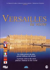 Versailles, la visite - dvd