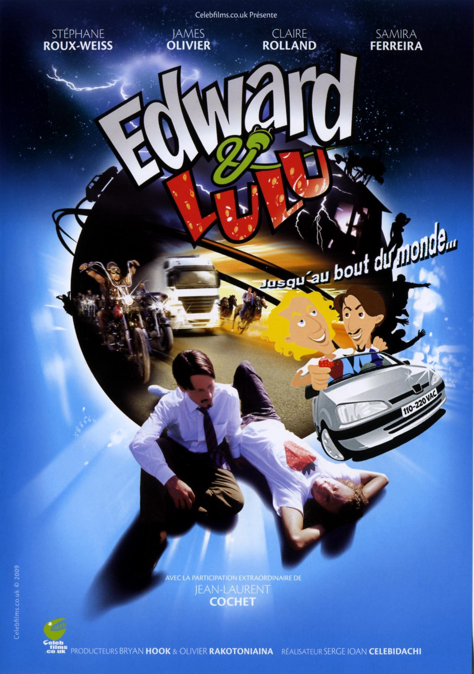 Edward & lulu - dvd