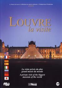 Louvre, la visite - dvd