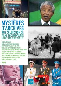 Mysteres d'archives saison 5 - 2 dvd