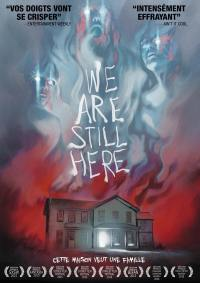 We are still here - dvd