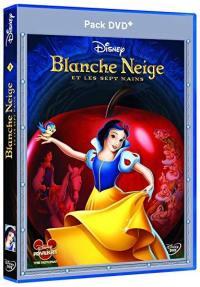 Blanche neige et les sept nains - dvd