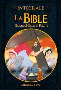 Bible (la) - integrale - 5 dvd