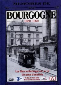 Memoires de bourgogne - dvd
