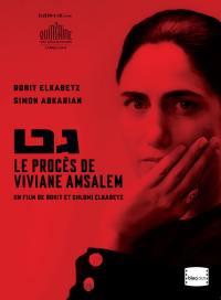 Proces de viviane amsalem (le) - dvd