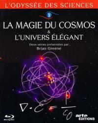 Magie du cosmos (la) - odyssee des sciences v3 - brd