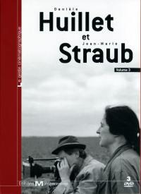 Mo - huillet et straub vol 3 - 3 dvd