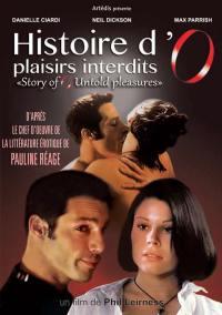 Histoires d'o plaisirs interdits - dvd