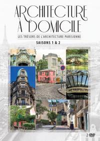 Architecture a domicile s1-s2 - 2 dvd