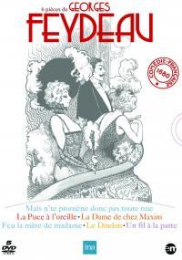 Coffret feydeau - 5 dvd