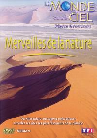 Merveilles de la nature - le monde vu du ciel - dvd