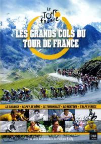 Grands col du tour de france (les) - dvd