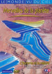 Merveilles de la planete - le monde vu du ciel - dvd