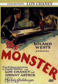The monster - dvd  collection lon chaney