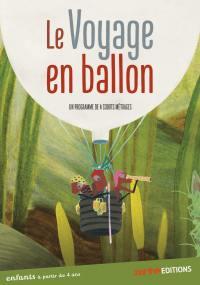 Voyage en ballon (le) - dvd