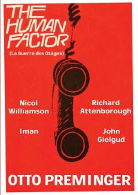 Human factor (the) - dvd