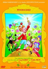 Cdme - pinocchio - dvd