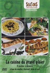 Cuisine grand gibier - dvd