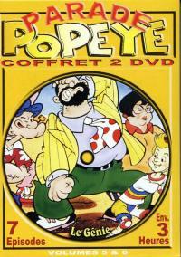 Coffret popeye 5&6 - 2dvd