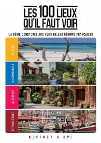 100 lieux qu'il faut voir (les) - 4 dvd