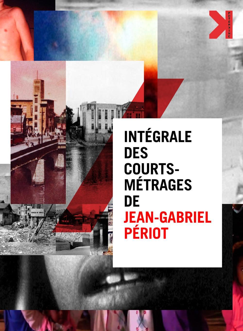 Courts metrages de jean-gabriel periot - 2 dvd