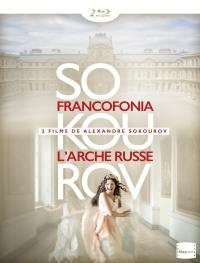 Francofonia - arche russe - 2 blu-ray collector