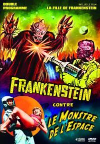 Frankenstein contre le monstre de l'espace - dvd