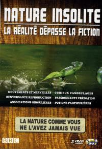 Nature insolite - 3 dvd