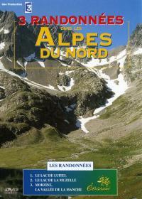 Alpes du nord - dvd  randonnees