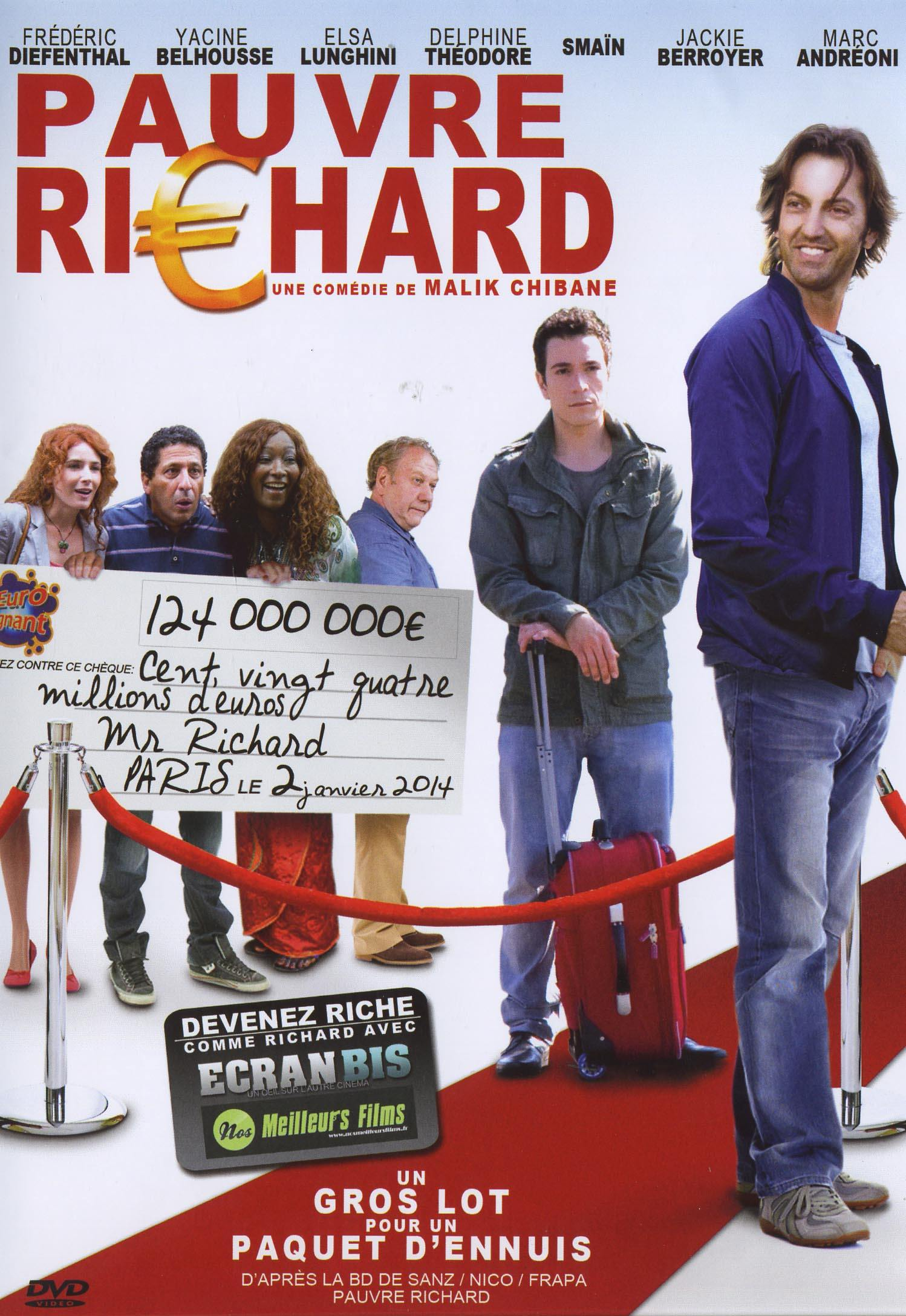 Pauvre richard - dvd