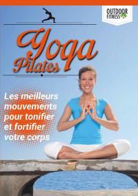 Yoga pilates - dvd