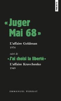Juger mai 68