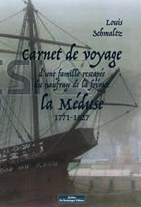 Carnet de voyage d'une famille rescapée du naufrage de la frégate La Méduse